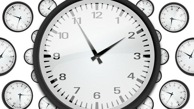Změna úředních hodin